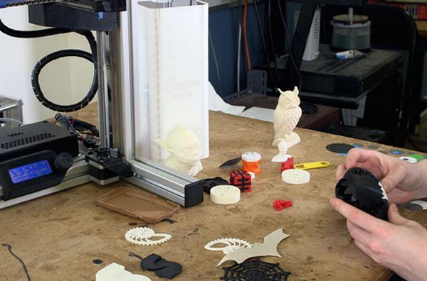 Чистка сопла принтера