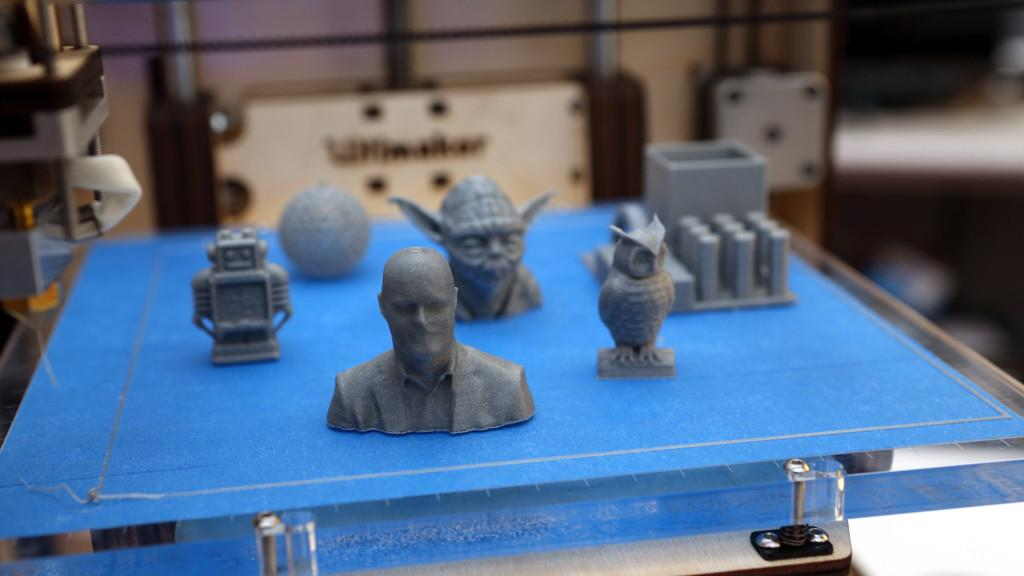 3D изделия