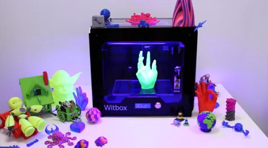 Принтер BQ Witbox