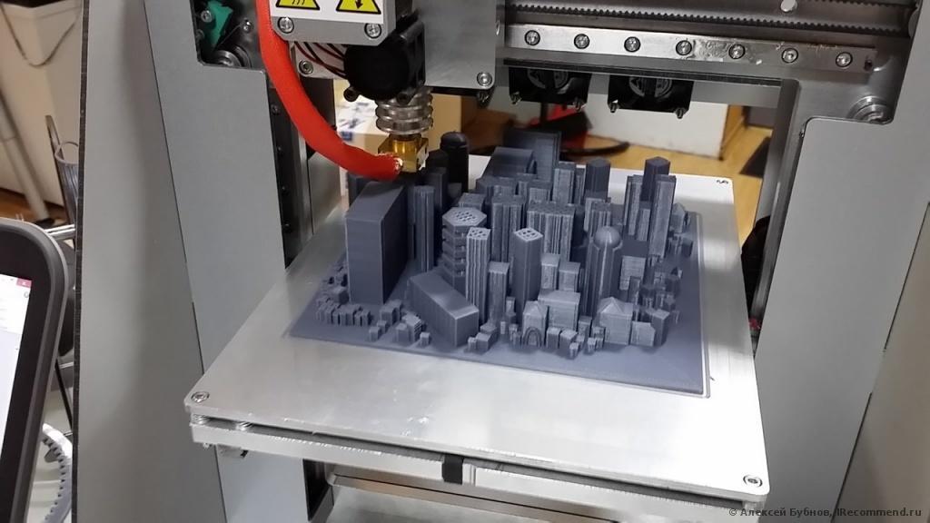 Работа PrintBox3D