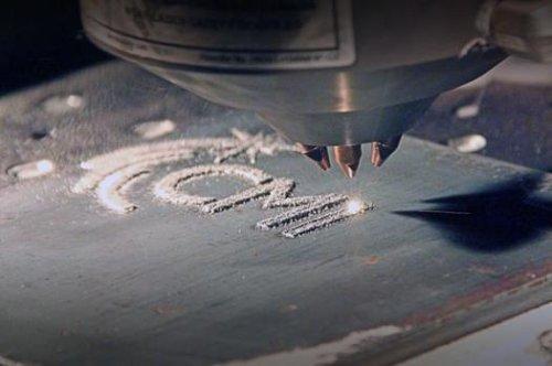Печать пометаллу