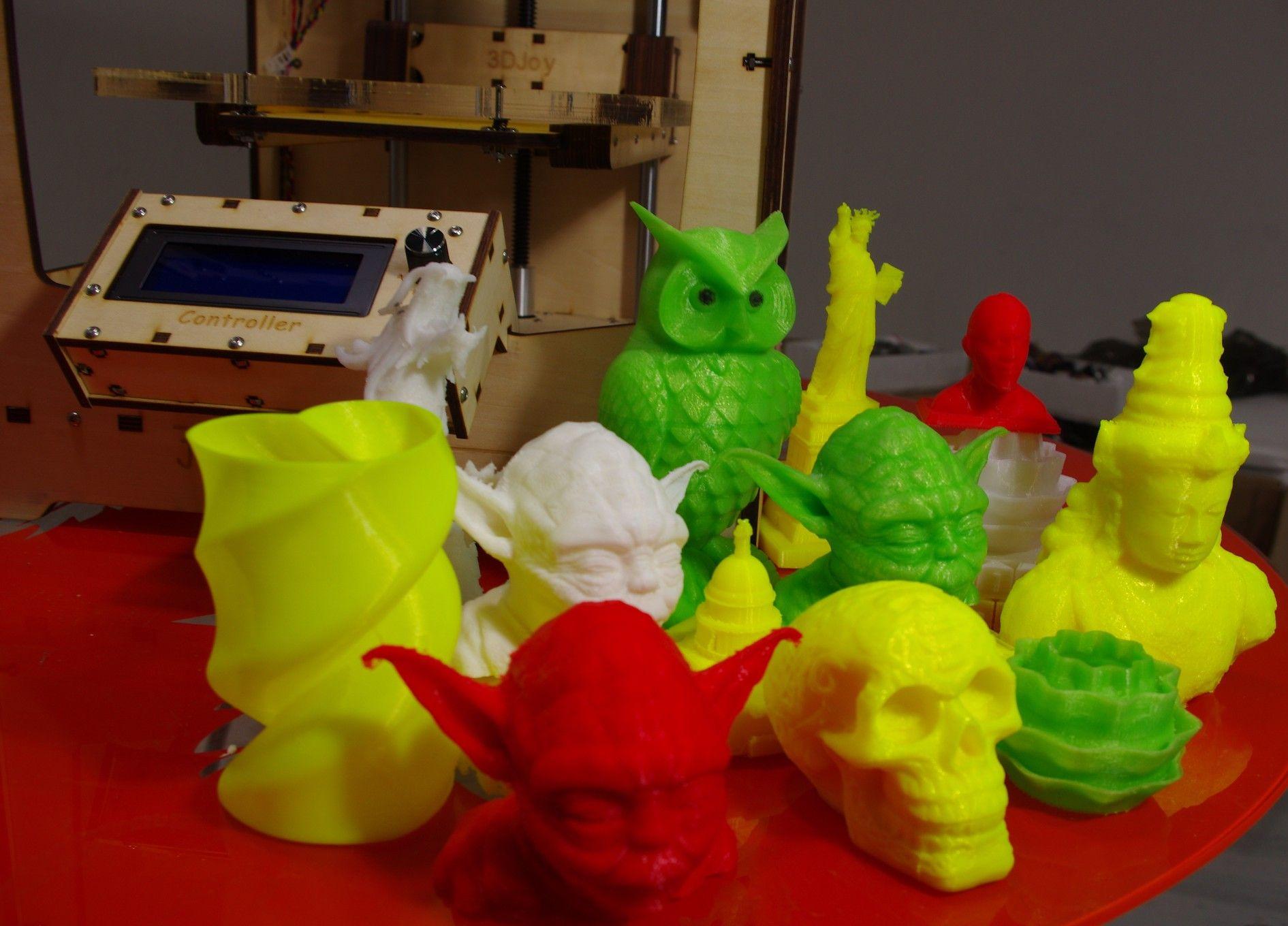 3D-принтер для реализации бизнес-идей