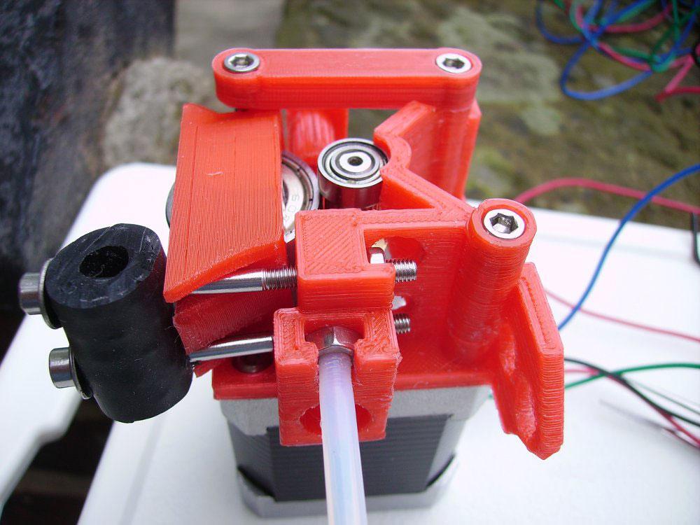 3d экструдер для принтера своими руками, устройство экструдера 3d принтера - 3dprofy