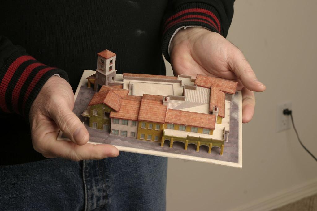 3d прототип