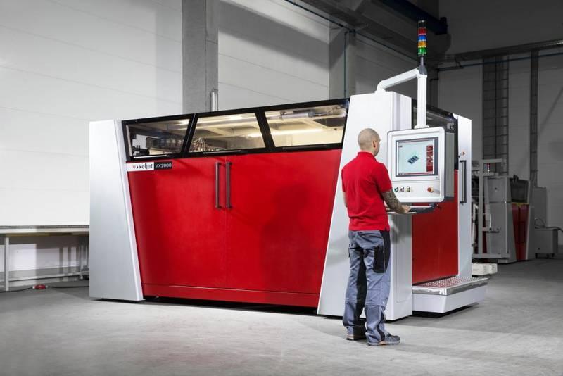 3D-принтер iPro 8000 MP
